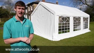 Party Tents (Standard & Industrial) Review Video