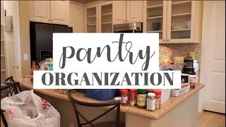 PANTRY ORGANIZATION | EXTREME DECLUTTER | CLEAN WITH ME 2019