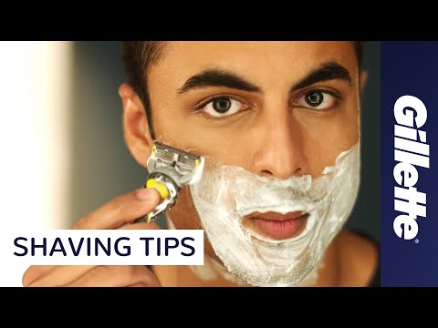 Shaving Tips for Men: How to Shave Your Face | Gillette Fusion ProShield