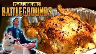 WINNER WINNER CHICKEN DINNER from PUBG PlayerUnknown&#39s Battlegrounds  Feast of Fiction