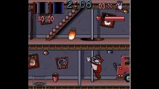The Ren & Stimpy Show - Fire Dogs - Gameplay - User video