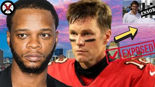 "Papoose DESTROYS Tom Brady By Exposing Old Photos Of Who Tom Brady Really IS?! ""This Is Your King?!"""