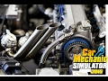 L4 SOHC engine rebuld with performance upgrades Time-Lapse + Dyno Tune (Car Mechanic Simulator 2015)