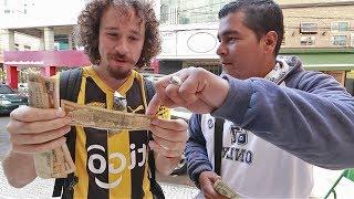 No estoy seguro si hacer esto fue legal... | PARAGUAY