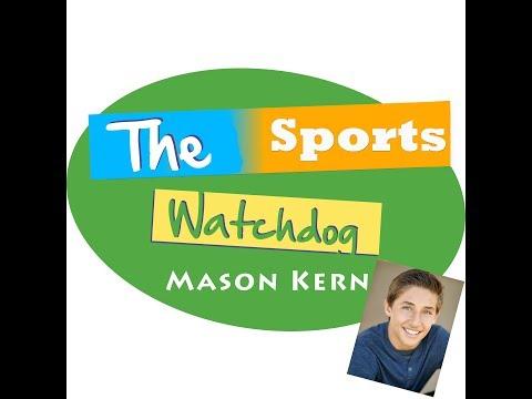 PODCAST: 'The Sports Watchdog' Radio Show NBC Sports Radio AM 1060 Phoenix - May 13, 2018 (18)