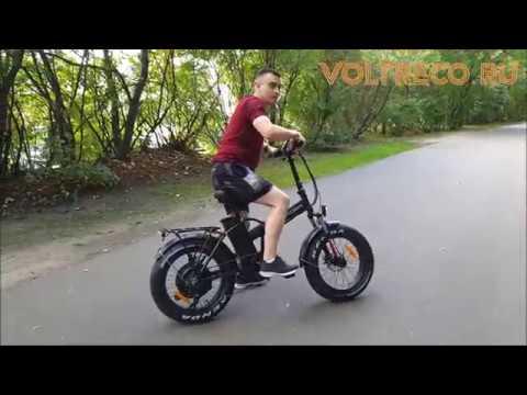Электровелосипед Фэтбайк EVERIDER Explorer Sport 3000w модель 2020 Обзор Voltreco.ru