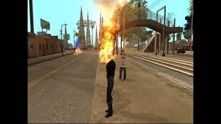 San Andreas Ghost Rider Skills 2013