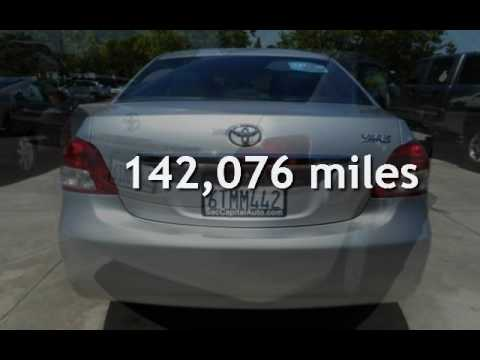 2012 Toyota Yaris Priced To Sell Gas Saver * New Tires * Low MIles for sale in SACRAMENTO, CA
