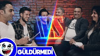 Gambar cover GÜLMEME CHALLENGE! (Güldürmedi 3.Bölüm) ft. Güldür Güldür Ekibi