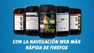 Telefónica, Mozilla y ZTE lanzan Firefox OS en España el 2 de julio