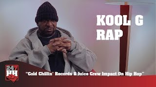 Kool G Rap - Significance Of The Cold Chillin