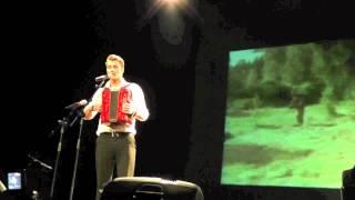 Творческий вечер Алексея Воробьева 27.12.11 - часть 6