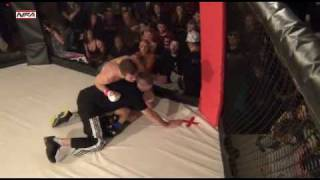 Gambar cover NFA - Contender Takeover - Dennis Moore v Mike Pickett - 02/11/12
