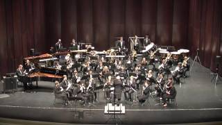 unc wind ensemble galop dmitri shostakovich