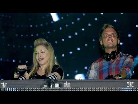 Avicii/Madonna unreleased tracks (Rebel Heart)