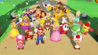 Super Mario Party 介紹影片