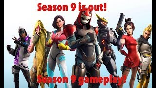 🛑Fortnite magasin d'articles quotidiens réinitialiser! Fortnite GIFTING SEASON 9 BATTLE PASSES TO SUBS!