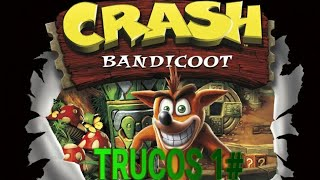 Truco increible | Crash bandicoot |Insane trilogy