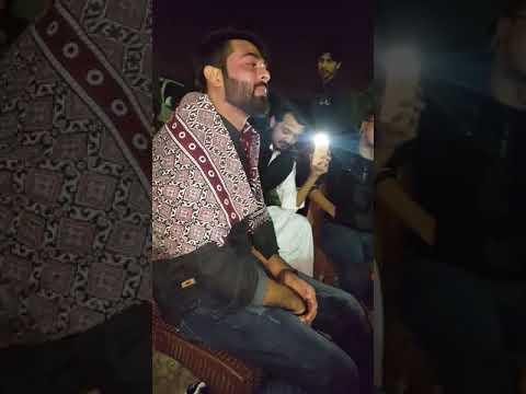 Vahaz hanif Song: ae khuda jab bana uska hi bana