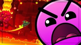 Fingerdash 100%  : Geometry Dash 2.1