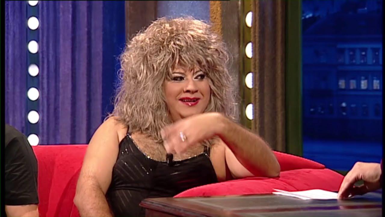 Show Jana Krause 19. 11. 2010 - 2. Petr Vostárek alias Chi Chi Tornádo