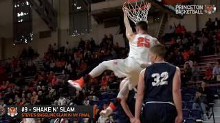 Princeton Basketball - Top 10 Plays of 2016-2017