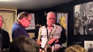 Geoff Nugent (The Original Undertakers) featuring Gaz Gaskell & Brian Saxophone Jones