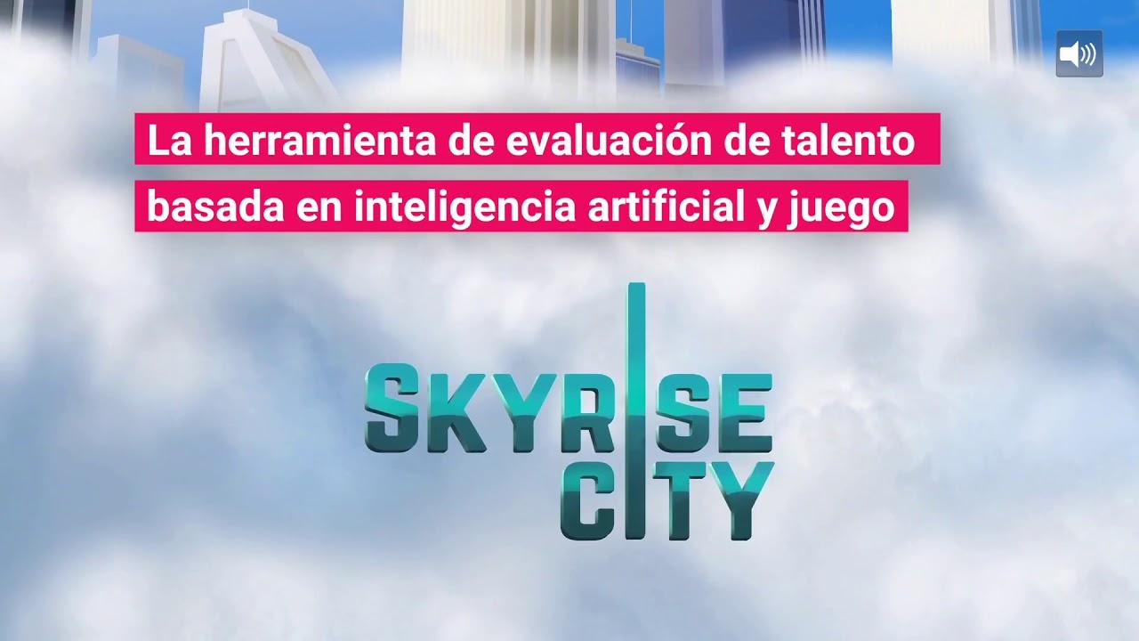 Inteligencia Artificial para la evaluación e indentificación de talento |  Skyrise City