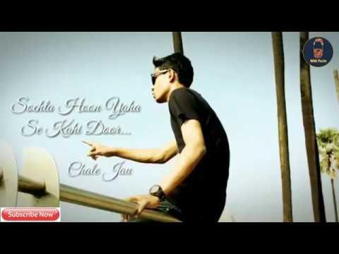 Mere Saath Hoga ❤ Heart Touching new Rap 30 Seconds WhatsApp Status 💝 Sad Whatsapp Video Status