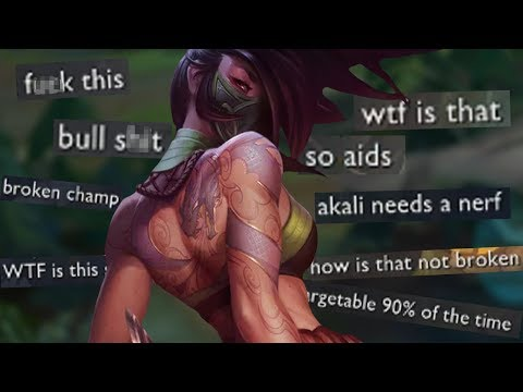 The Problem With Akali