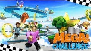 Roblox Xbox One. Mega Challenge ep.1. Je suis nul au parkour.