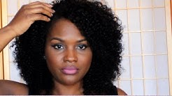 Moisture Rain Indian Remy Jerry Curl Wet and Wavy Review