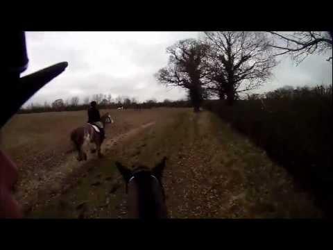 2013.02.27 - SC & RMA Sandhurst drag hunt @ Southend Farm