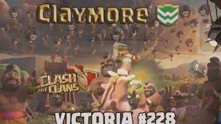 Claymore - Joni - Victoria #228 (Clash Of Clans)