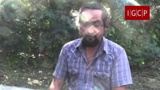 Украинские военные захватывают и избивают правосла