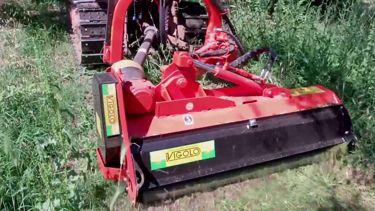Vigolo trincia mulino elettrico per cereali professionale for Vigolo macchine agricole