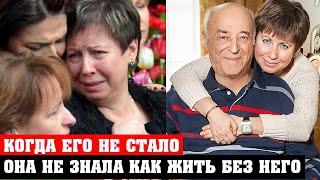 Когда его не стало она не знала как жить без него Как сейчас живёт 56 летняя вдова Владимира Этуша