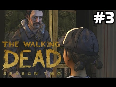 Download The Walking Dead S2: Part 3: THE INTRUDER! [EPISODE 2: A HOUSE DIVIDED]