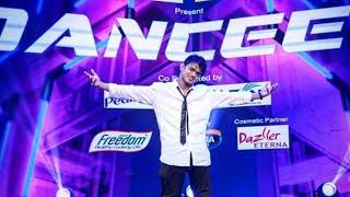 Sanketh Sahadev ||Arya 2 ||my love is gone ||full performance ||Dance plus ||NUVE NAA CREATION'S