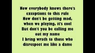 Queen Latifah UNITY Lyrics *Uncensored*