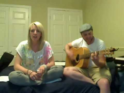 Rihanna Umbrella Acoustic Cover - Lynzie Kent and Rich G