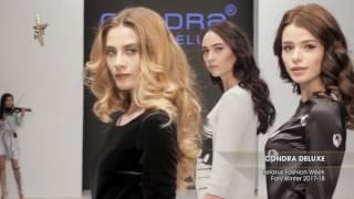 Показ    CONDRA DELUXE,  Belarus Fashion Week, Осень Зима 2017 18 Часть 1