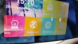 Видеорегистратор универсальный в зеркале(, 2016-02-11T18:15:29.000Z)
