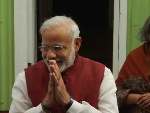 Modi visits Phoenix settlement built by Gandhi in Durban