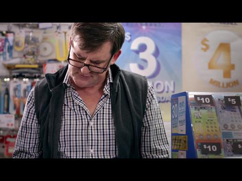 "Lottoland Australia TV Spot - Newsagency ""Milk"""