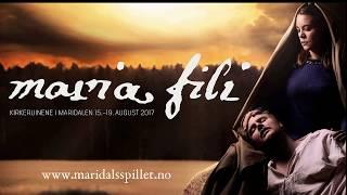Maridalsspillet 2017 – Maria Fili Promo ©Claudia Lucacel