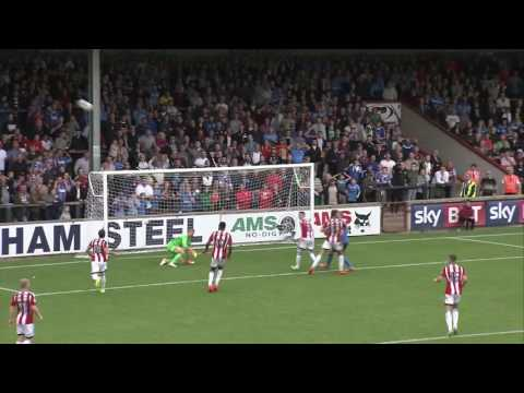 Scunthorpe v Sheffield Utd