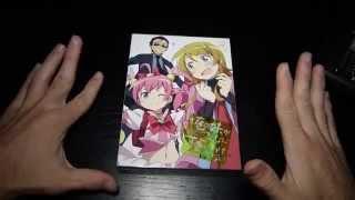 Oreimo Japanese Blu-ray Unboxing