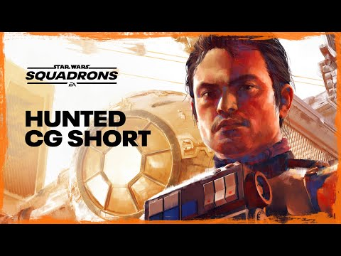 "Star Wars: Squadrons – Animierter Kurzfilm ""Hunted"""