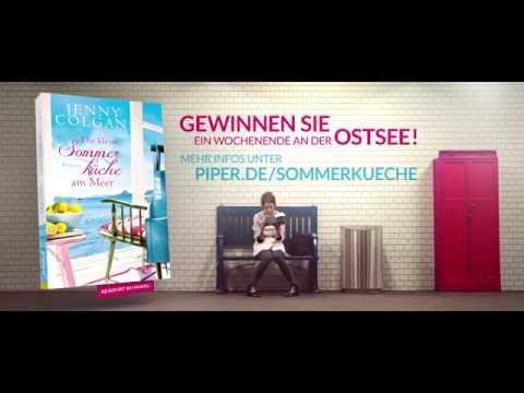 Die kleine Sommerküche am Meer (Floras Küche 1) YouTube Hörbuch Trailer auf Deutsch